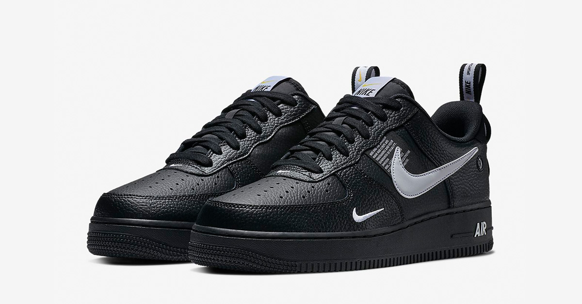 herre Nike Air Force 1 lv8 utility sort