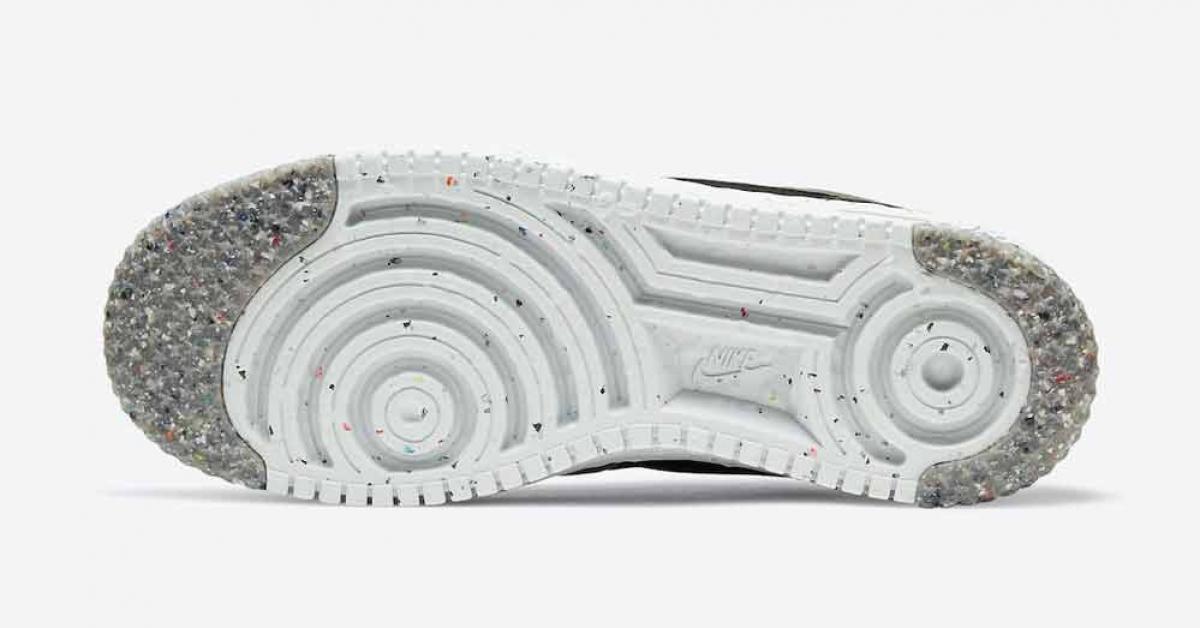 Nike Air Force 1 Crater Black CT1986-002