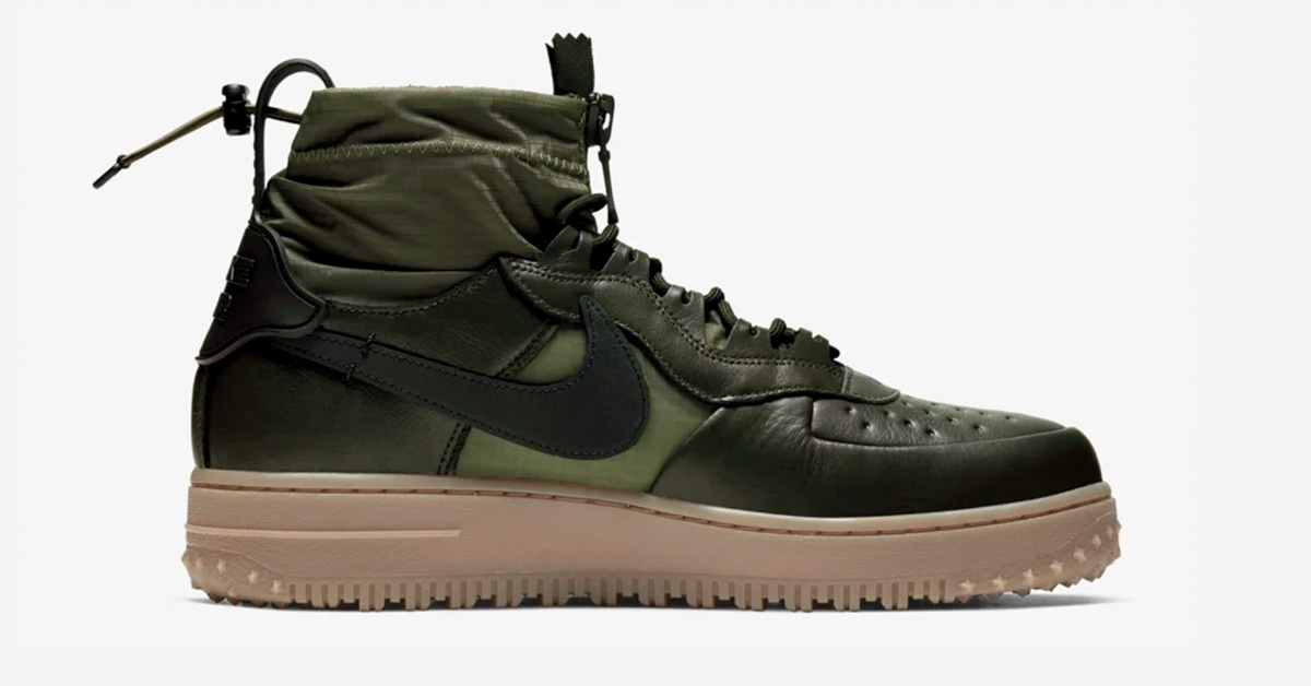 Nike Air Force 1 Low The 10th High Gore Tex Pack | HYPEBEAST