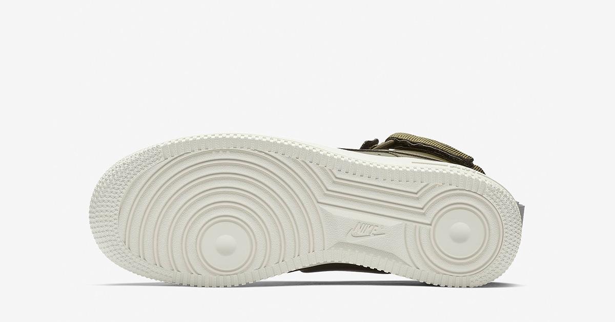 61d3d94971 Nike Air Force 1 High Utility Olive Canvas til kvinder - Cool Sneakers