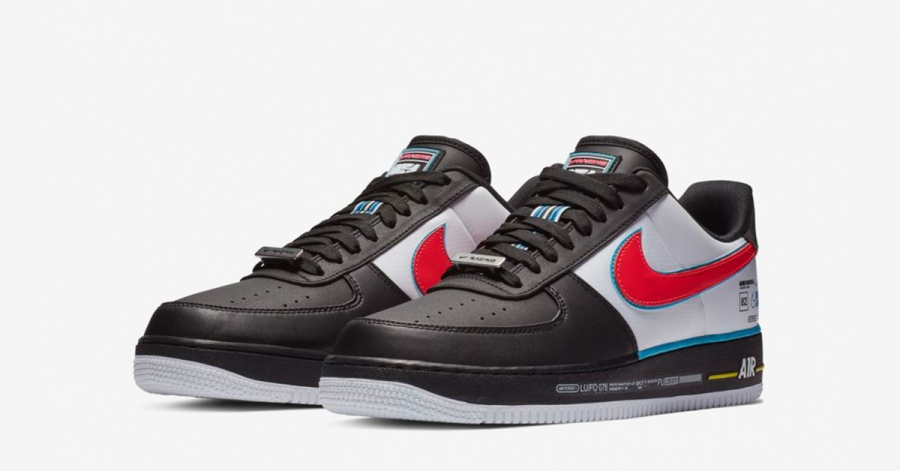 Nike Air Force 1 Low Motorsport