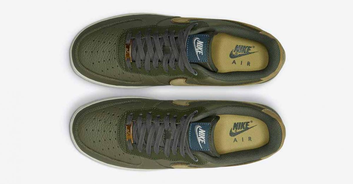 Nike Air Force 1 07 LX Turtle DA8482-200