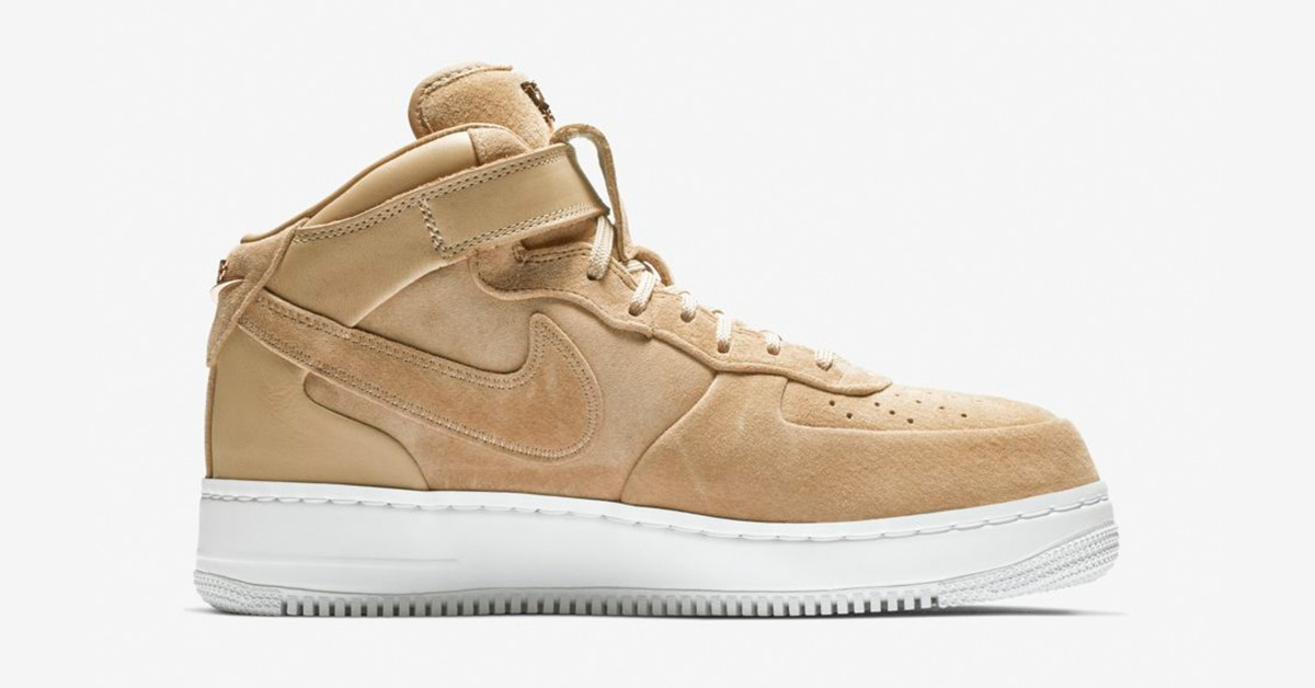Nike Air Force 1 Mid Victor Cruz Vachetta Tan