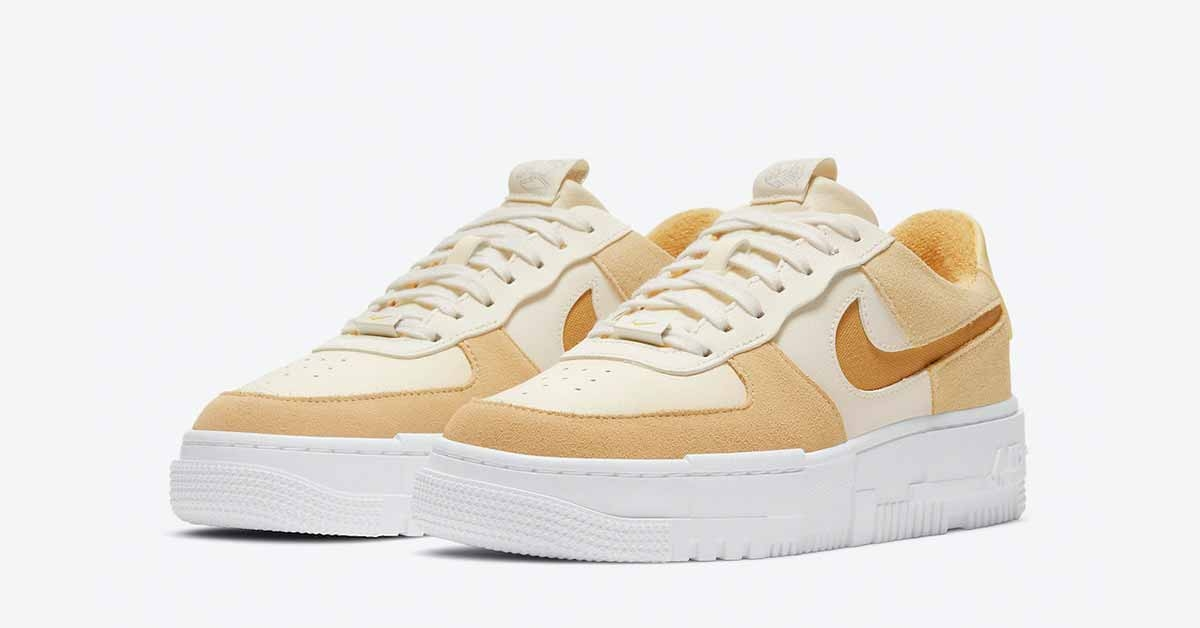 Nike Air Force 1 Pixel Earthscape DH3856-100