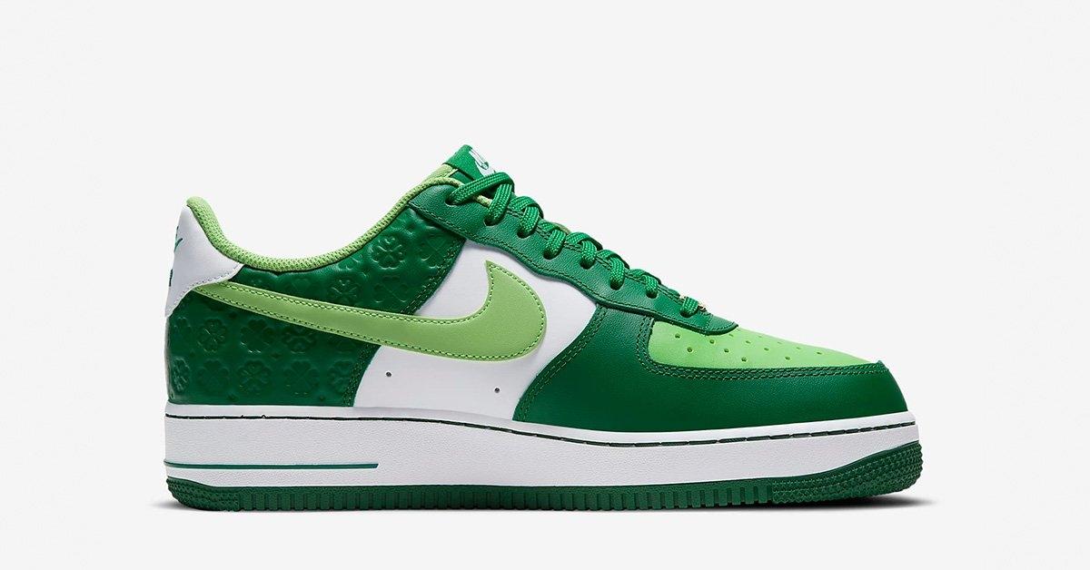 Nike Air Force 1 Saint Patricks Day DD8458-300