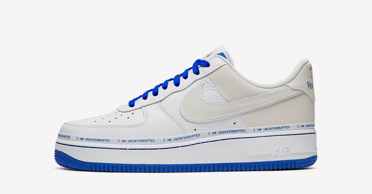 Nike Air Force 1 Uninterrupted More Than