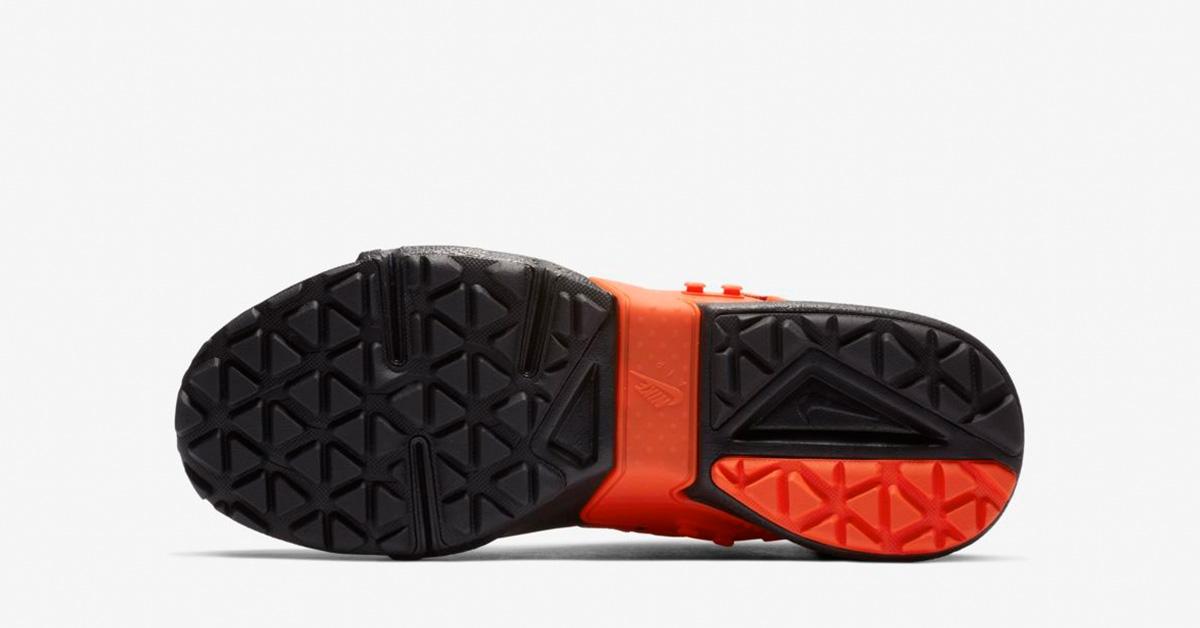 Nike-Air-Huarache-Gripp-Sort-Orange-04