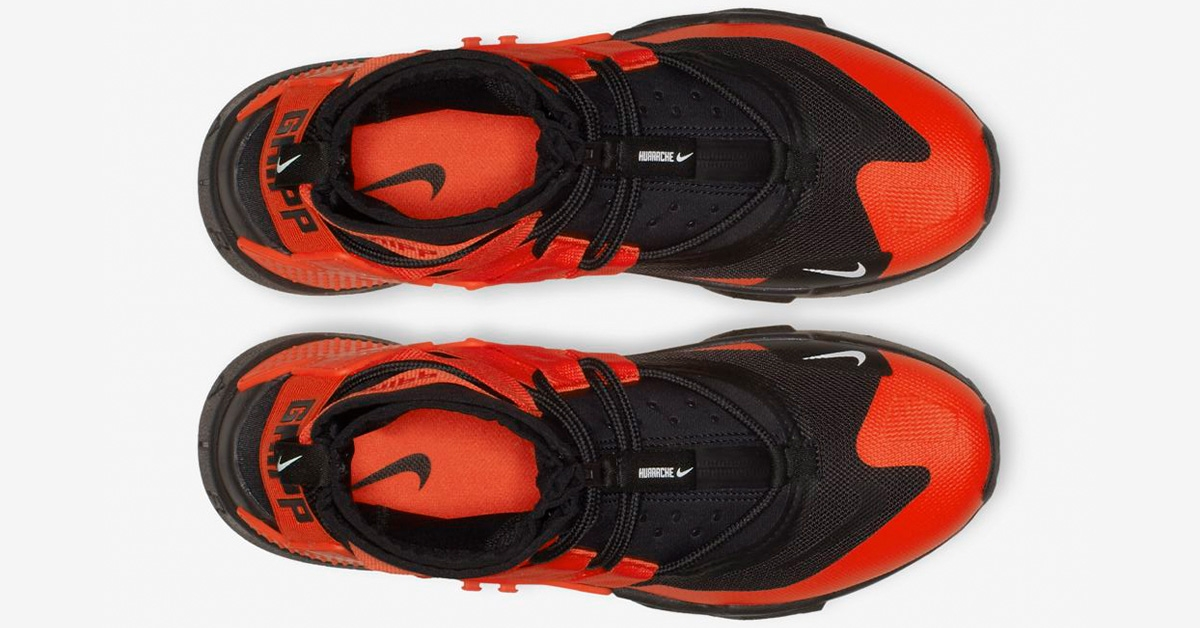 Nike-Air-Huarache-Gripp-Sort-Orange-06