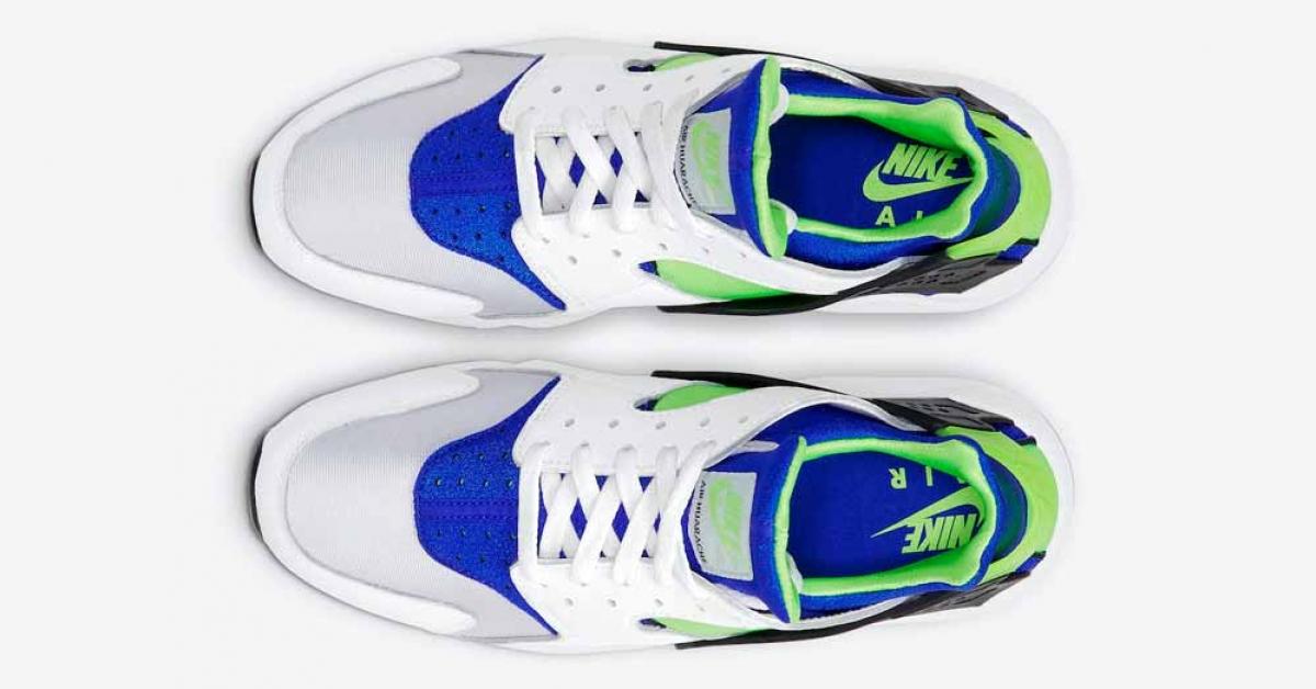 Nike Air Huarache OG Scream Green DD1068-100
