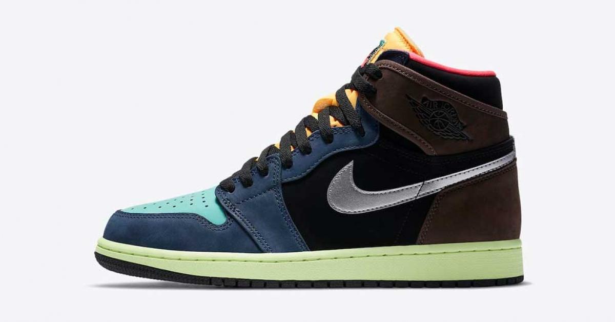 Nike Air Jordan 1 High Bio Hack 555088-201