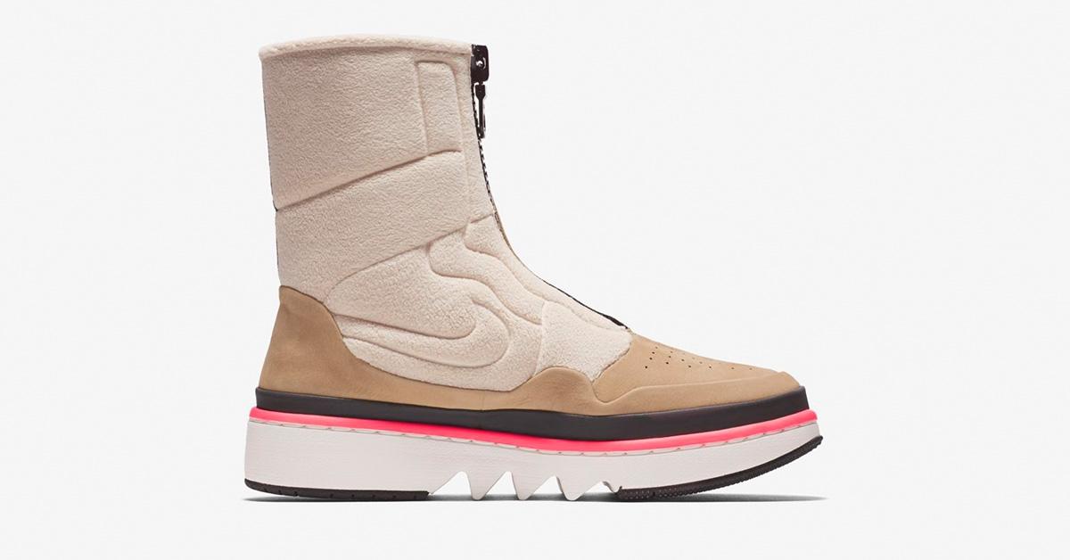 Nike Air Jordan 1 Jester XX Parachute Beige til kvinder
