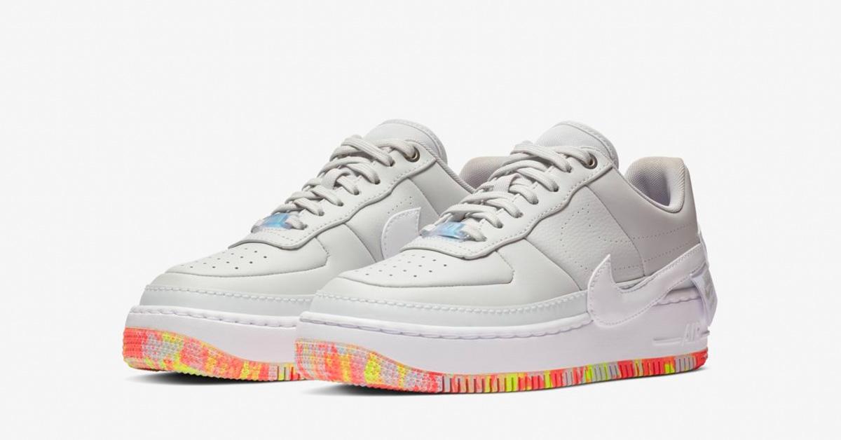 Nike Air Jordan 1 Jester XX Pure Platinum til kvinder AV2461-001