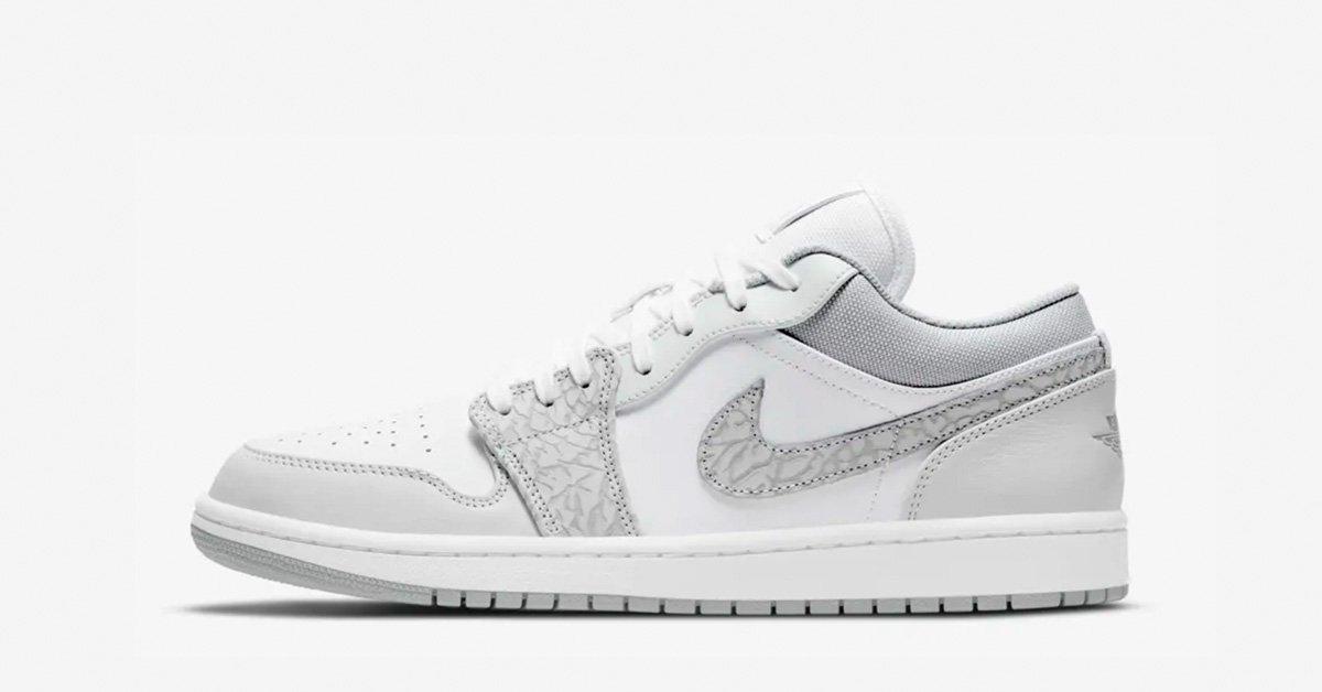 Nike Air Jordan 1 Low Berlin Grey