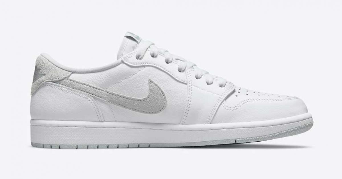 Nike Air Jordan 1 Low Neutral Grey CZ0790-100