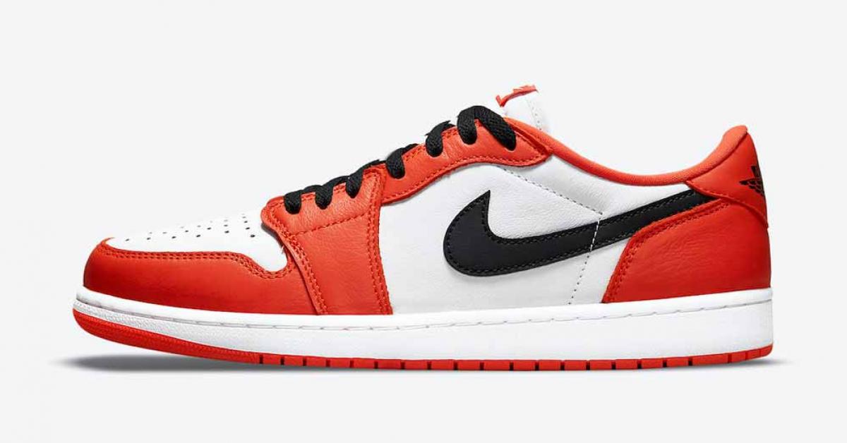 Nike Air Jordan 1 Low Starfish CZ0790-801
