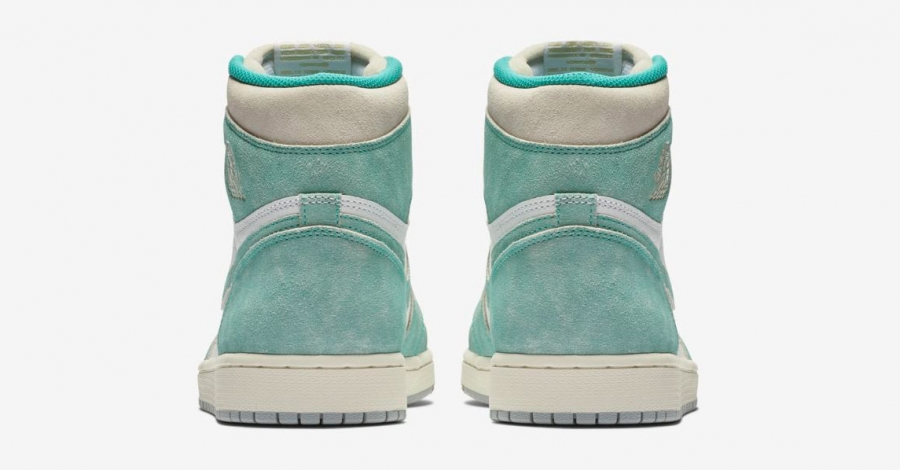 Nike Air Jordan 1 Retro High Turbo Green 555088-311