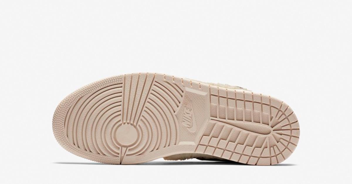 Nike Air Jordan 1 Utility Beach til kvinder Cool Sneakers