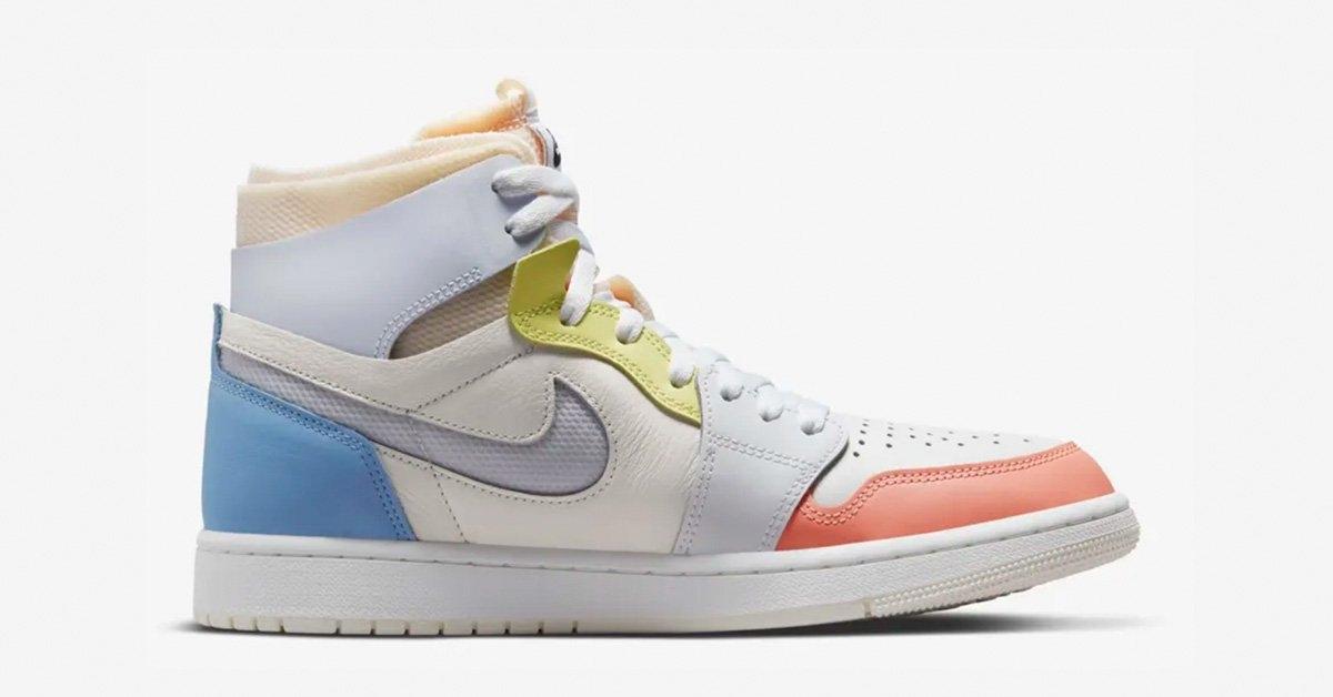 Nike Air Jordan 1 Zoom High To My First Coach DJ6910-100