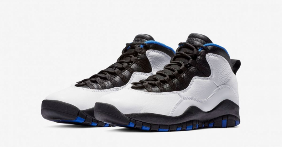 Nike Air Jordan 10 Orlando 310805-108