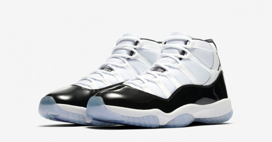 Nike Air Jordan 11 Concord 378037-100
