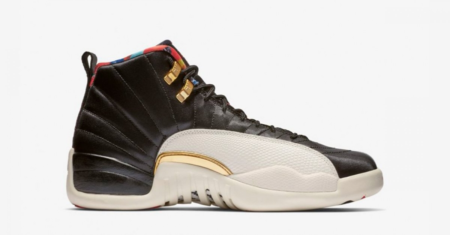 Nike Air Jordan 12 CNY