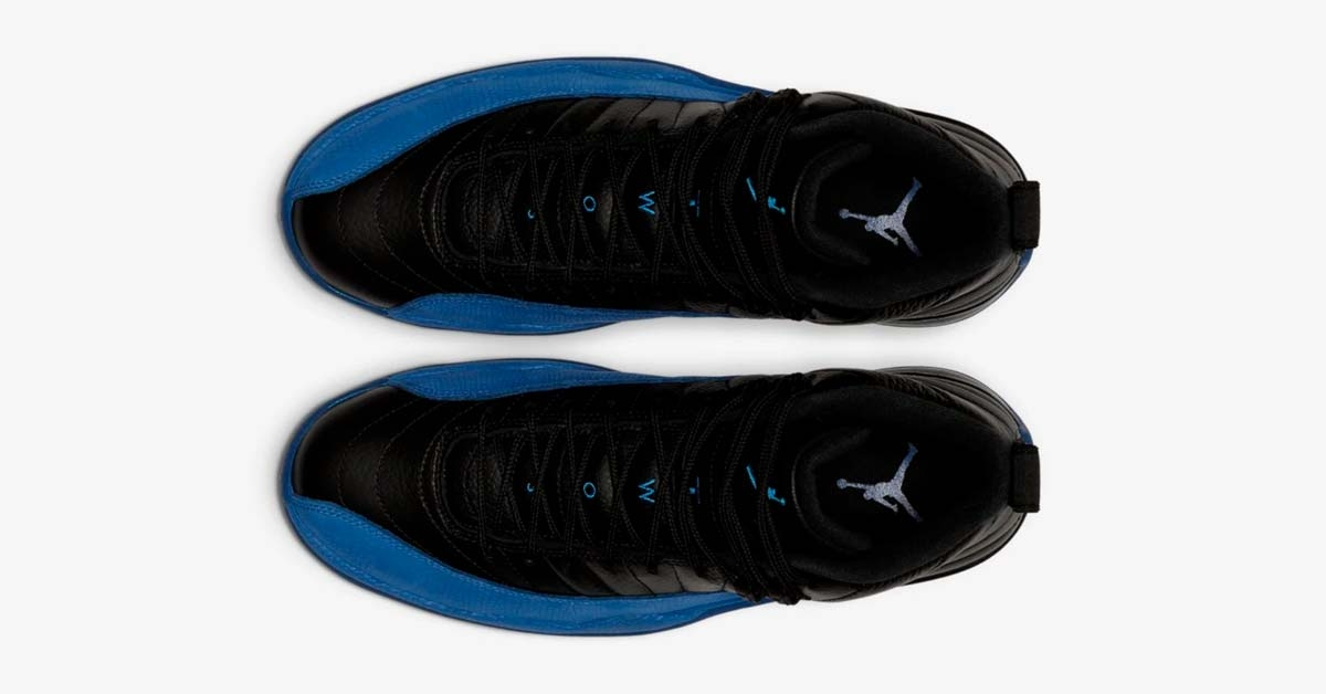 Nike Air Jordan 12 Game Royal 130690-014
