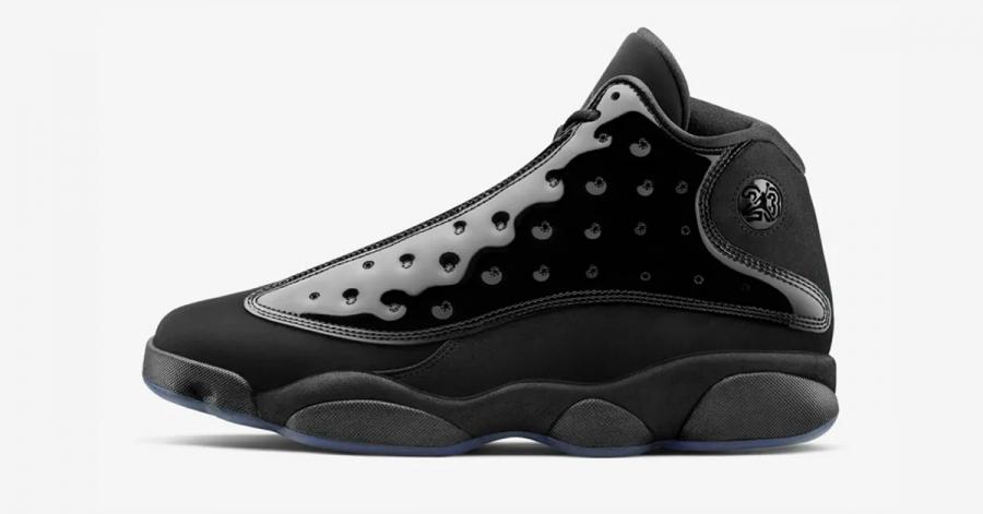 Nike Air Jordan 13 Triple Black 414571-012