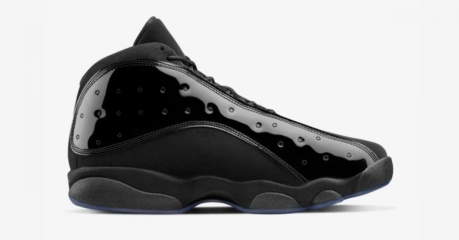 classic fit dd9ab b505a Nike Air Jordan 13 Triple Black - Cool Sneakers