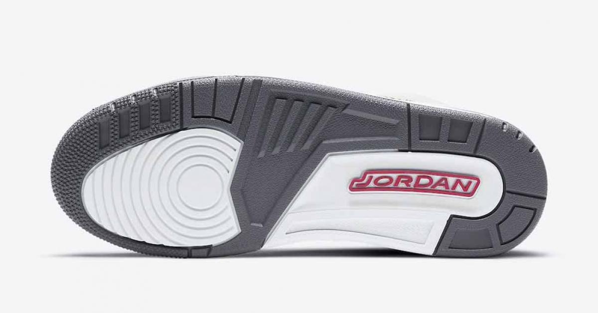 Nike Air Jordan 3 Cool Grey CT8532-012