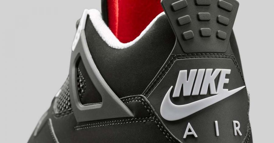 NIke Air Jordan 4 Bred 308497-060
