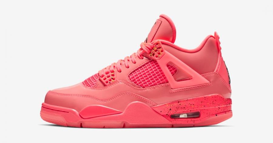 Nike Air Jordan 4 Pink til kvinder