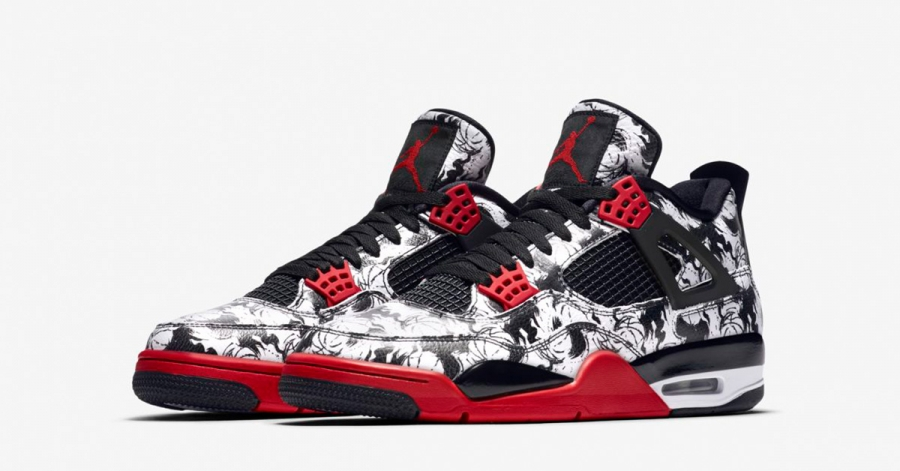 Nike Air Jordan 4 Retro Singles Day 2018