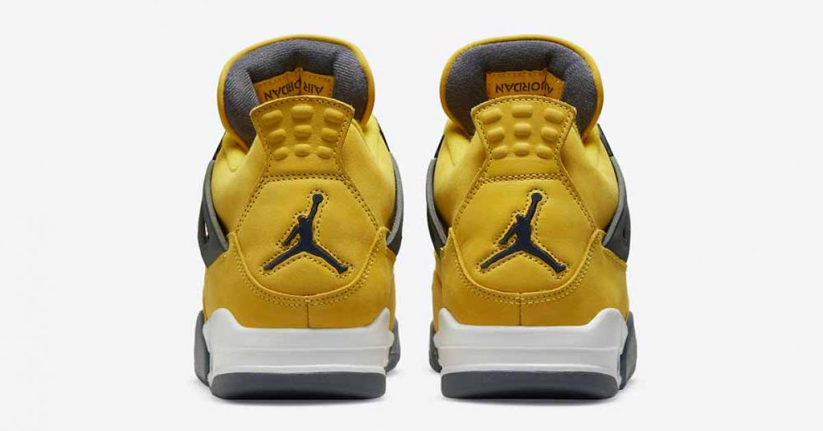 Nike Air Jordan 4 Tour Yellow CT8527-700