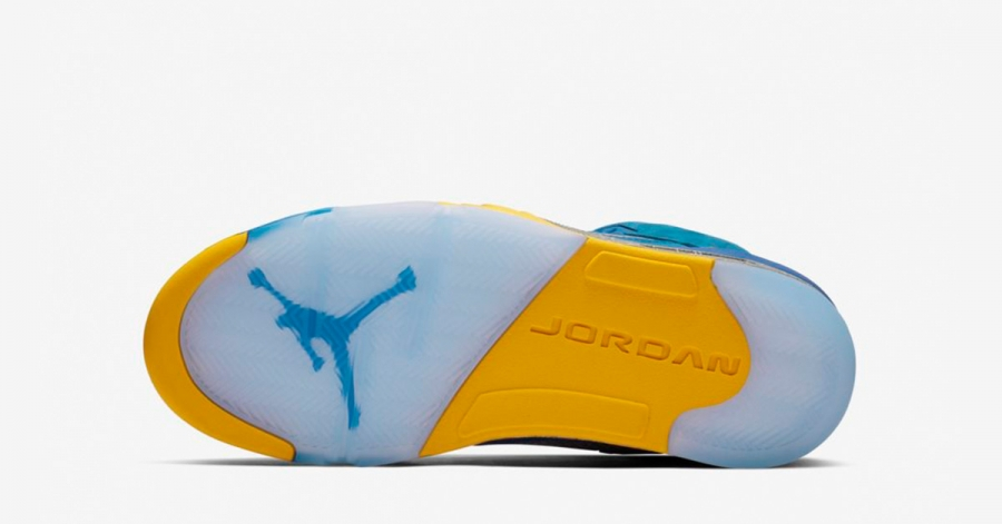 Nike-Air-Jordan-5-Blå-Gul-04