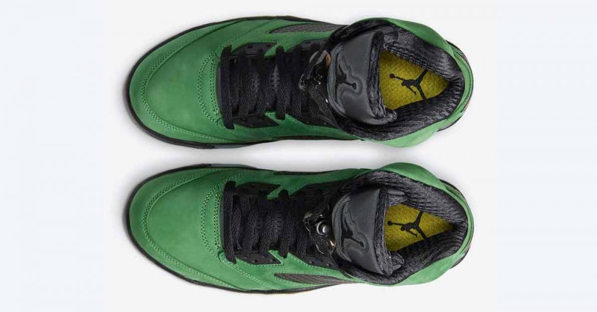 Nike Air Jordan 5 Oregon CK6631-307