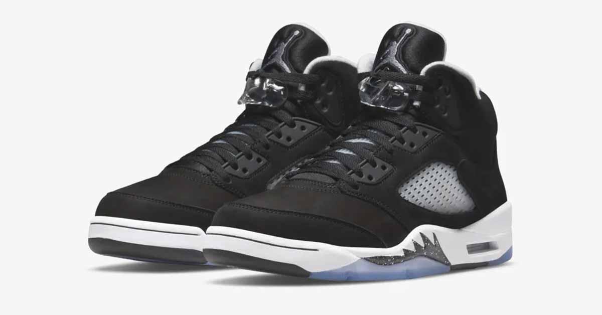Nike Air Jordan 5 Oreo CT4838-011