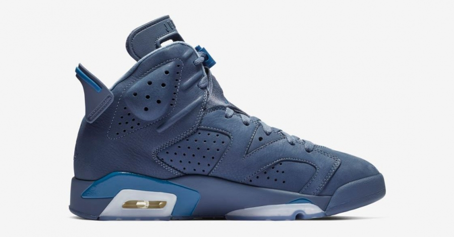 Nike Air Jordan 6 Diffused Blue-Court Blue