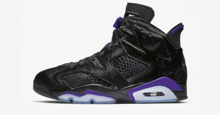 Nike Air Jordan 6 Retro Sort