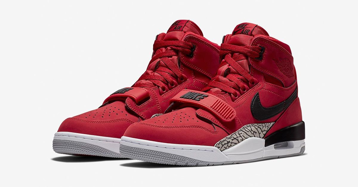Nike Air Jordan Legacy 312 Varsity Red AV3922-601
