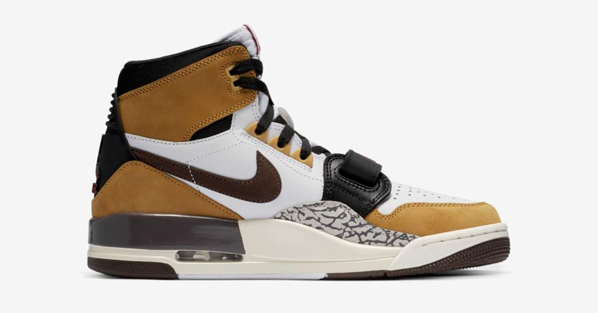 Nike Air Jordan Legacy 312 Wheat