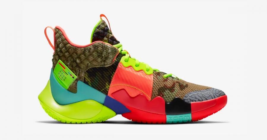 Nike Air Jordan Why Not Zero.2 All Star
