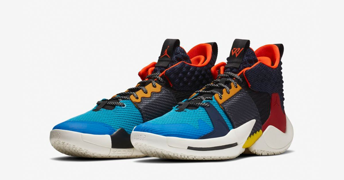 Nike Air Jordan Why Not Zero.2