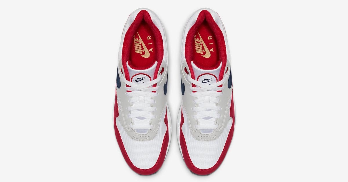 Nike Air Max 1 Independence Day Cool Sneakers