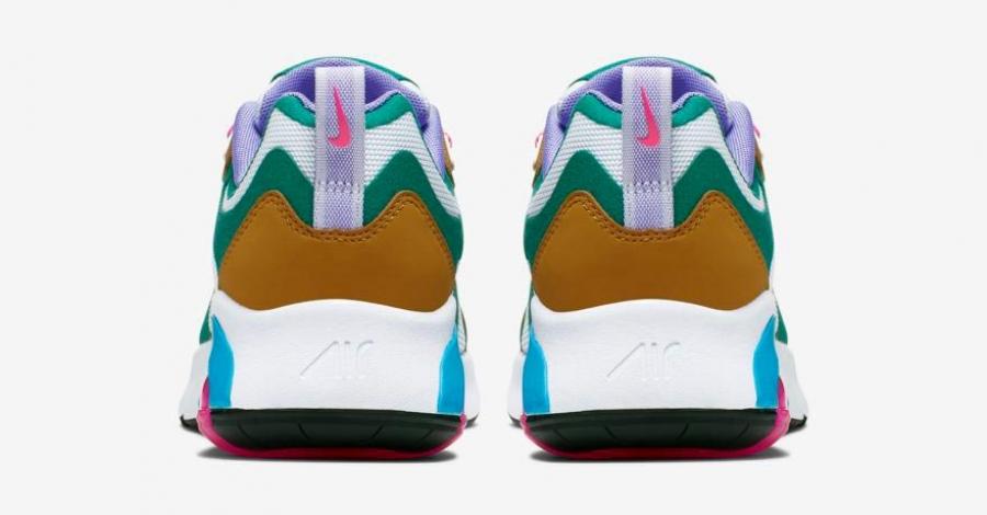 Nike Air Max 200 Mystic Green til Kvinder AT6175-300