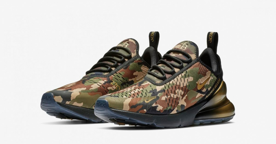 Nike Air Max 270 Doernbecher 2018