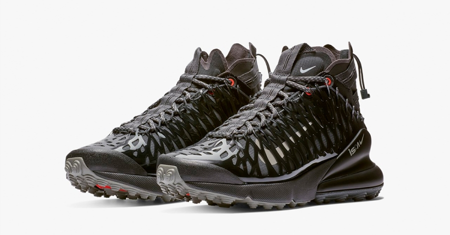 Nike Air Max 270 ISPA Sort BQ1918-002