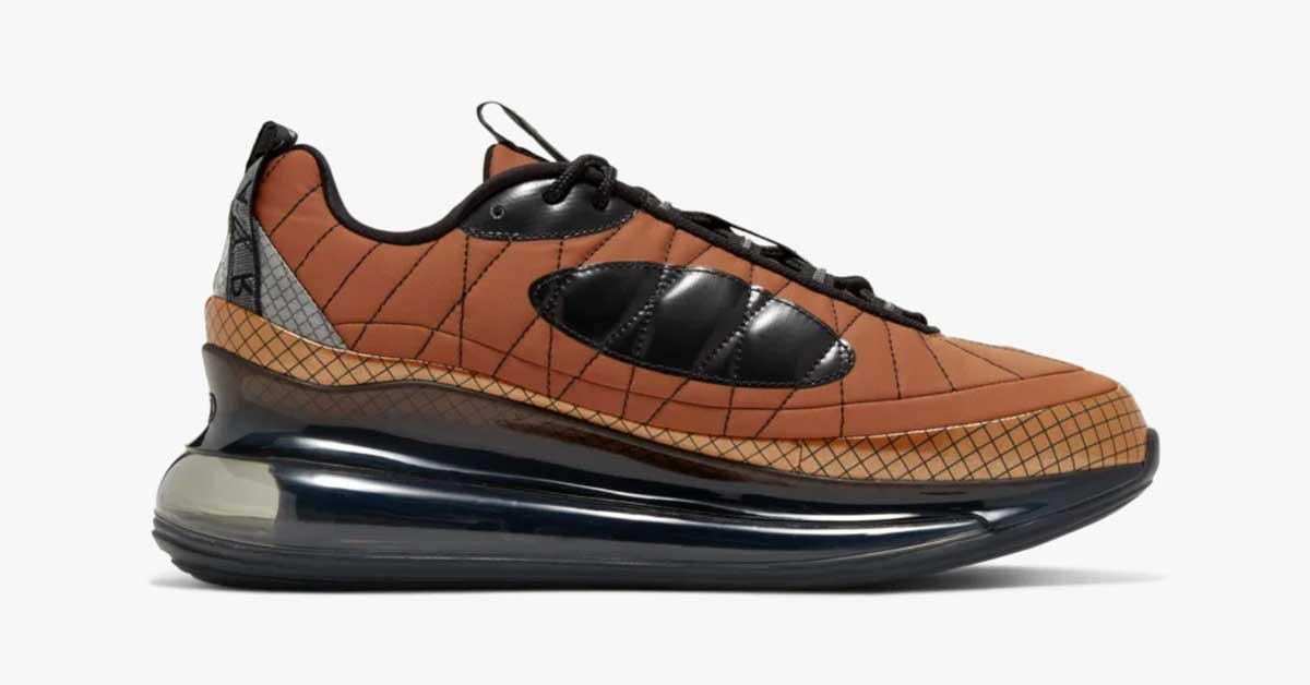 Nike Air Max 720-818 Metallic Copper BV5841-800