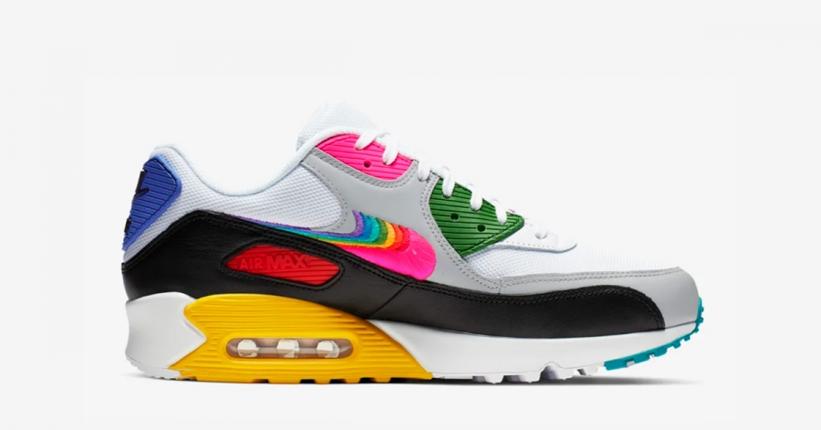 Available Now Nike's Next Air Max 90 Takes on an