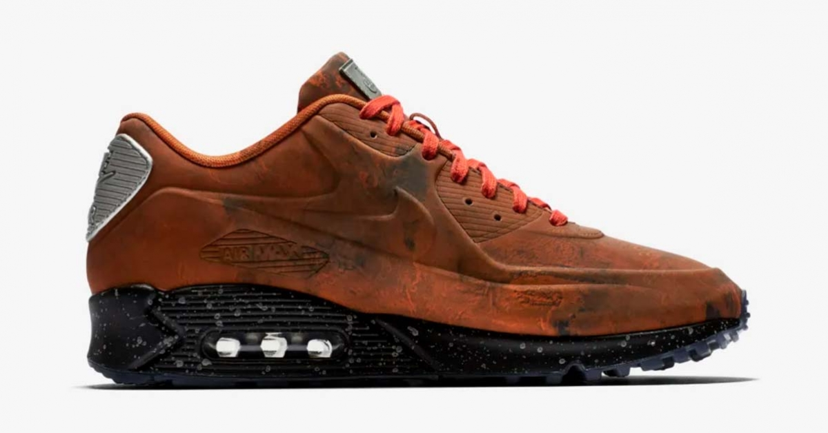 Nike Air Max 90 Mars Landing Cool Sneakers
