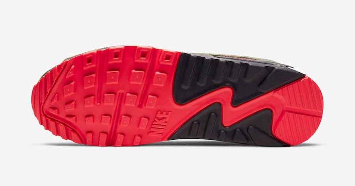 Nike Air Max 90 Reverse Duck Camo CW6024-600
